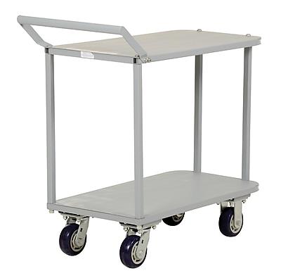 Vestil Two Tier Utility Cart