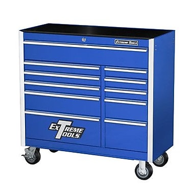 Extreme Tools 41.5''W 11-Drawer Tool Chest; Blue