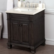 Lanza Kingsley 28'' Single Bathroom Vanity Set