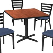 Premier Hospitality Furniture Dining Table; Wild Cherry