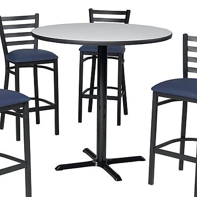 Premier Hospitality Furniture Pub Table; Wild Cherry
