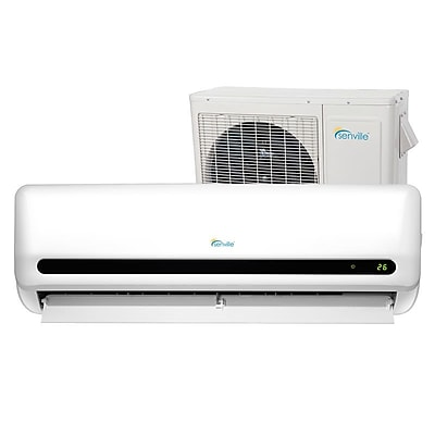Senville Leto 24,000 BTU Ductless Mini Split Air Conditioner w/ Remote WYF078277710472