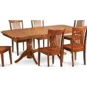 East West Naport 9 Piece Dining Set