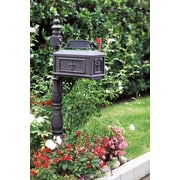 Darlee Mailbox w/ Post