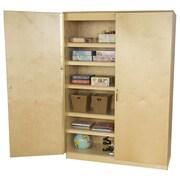 Wood Designs Classroom Cabinet w/ Doors