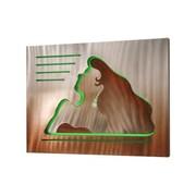 Nova of California Glamour Graphic  Art