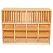 Childcraft 32 Compartment Cubby w/ Casters