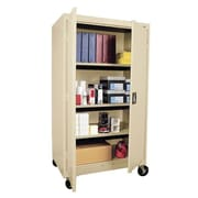 OfficeSource 2 Door Storage Cabinet