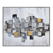Ren-Wil Ordered Chaos by Patrick Framed Painting Print Plaque