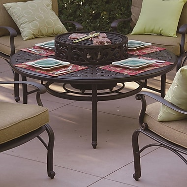 Darlee Series 80 Fire Pit Table