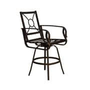 California Outdoor Designs Westport Bar Stool w/ Cushion