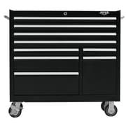Viper Tool Storage 41.5''W 9-Drawer Tool Chest; Black