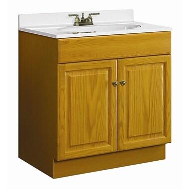 Design House Claremont 30'' Double Door Vanity Base