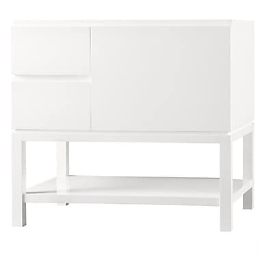 Ronbow Chloe Single Bathroom Vanity Base