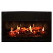 Dimplex Opti-V Solo Wall Mount Electric Fireplace