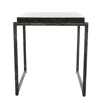 Indo Puri Besi End Table