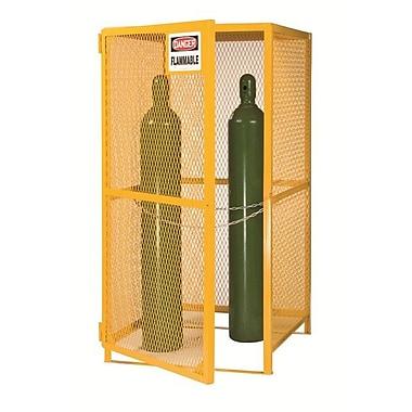 Little Giant USA 70'' x 36'' x 38'' Gas Cylinder Storage Unit