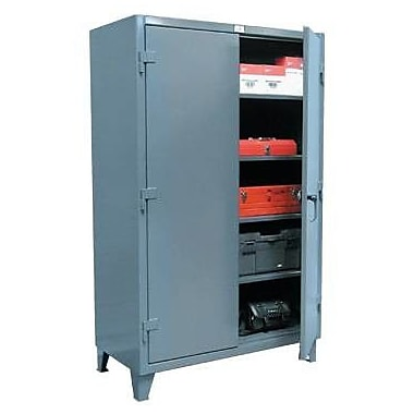 Strong Hold Products 66''H x 36''W x 24''D 2 Door Storage Cabinet
