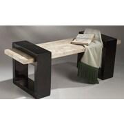 Butler Designer's Edge Fossil Stone Veneer Bench