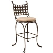 Kalco Vine Swivel Bar Stool