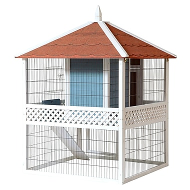 Advantek The Pagoda Rabbit Hutch