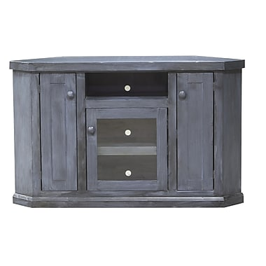 Eagle Furniture Manufacturing Calistoga 53'' TV Stand; Interesting Aqua