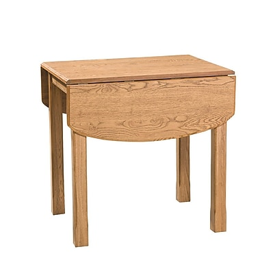 Imagio Home Family Dining 36'' Drop Leaf Table