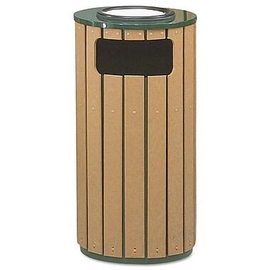 Premier Mounts Regent Receptacle 12 Gallon Trash Can