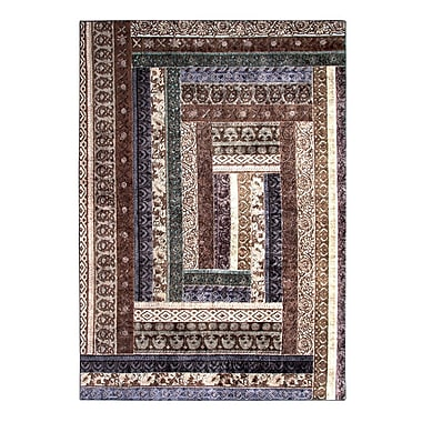 Regence Home X-Patch Bhoot Area Rug; 2'6'' x 5'11''
