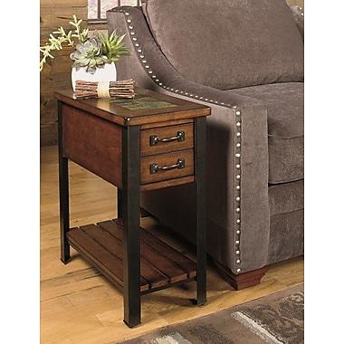 Wildon Home End Table w/ Storage
