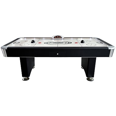 Hathaway Games Stratosphere 7.5' Air Hockey Table w/ Docking Station