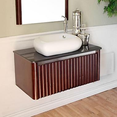 Bellaterra Home Kenilworth 33'' Single Bathroom Vanity Set
