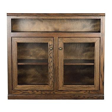 Eagle Furniture Manufacturing 45.5'' TV Stand; Dark Oak