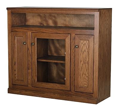 Eagle Furniture Manufacturing 45.5'' TV Stand; Caribbean Rum