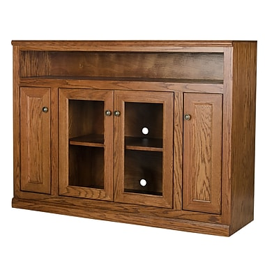 Eagle Furniture Manufacturing 55'' TV Stand; Medium Oak