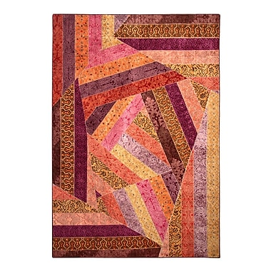 Regence Home X-Patch Area Rug; 2'6'' x 5'11''