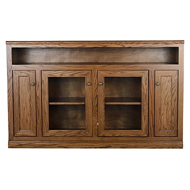Eagle Furniture Manufacturing 66'' TV Stand; Concord Cherry