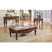 BestMasterFurniture 2 Piece Coffee Table Set