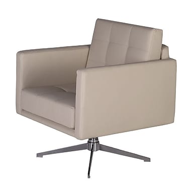 Bellini Modern Living Mason Armchair; Grey