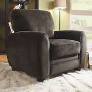 Woodhaven Hill Rubin Chair; Chocolate