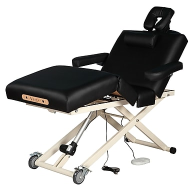 SierraComfort Adjustable 4-Section Electric Lift Massage Table