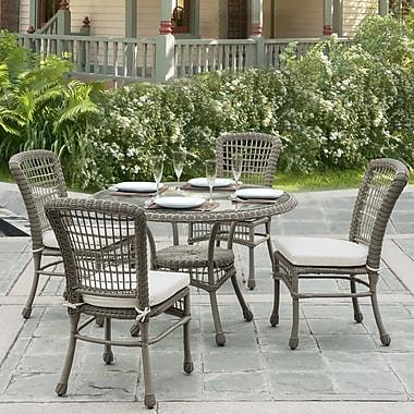 Panama Jack Carolina Beach 5 Piece Dining Set w/ Cushions