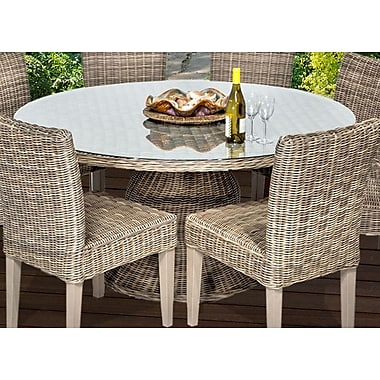 TK Classics Cape Cod Dining Table