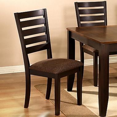 Primo International Berkshires Upholstered Dining Chair (Set of 2)
