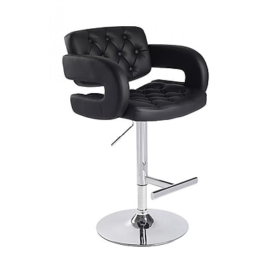 VIG Furniture Modrest 35'' Bar Stool; Black