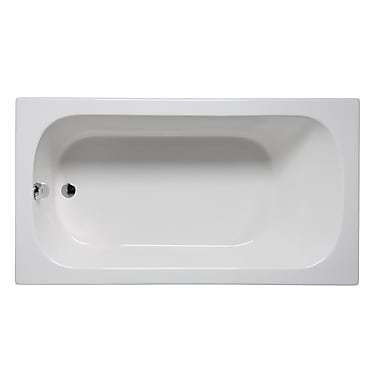 Americh Miro 72'' x 36'' Drop in Soaking Bathtub; White