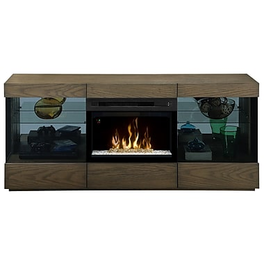 Dimplex Axel 73'' TV Stand w/ Fireplace
