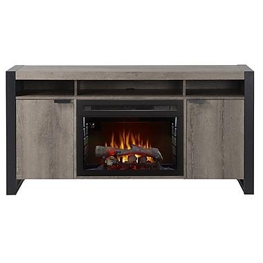 Dimplex Pierre 61'' TV Stand w/ Fireplace