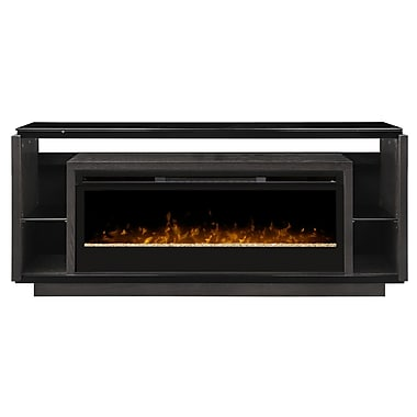 Dimplex David 74'' TV Stand w/ Fireplace