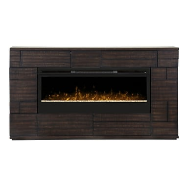 Dimplex Markus Media Console Wall Mounted Electric Fireplace